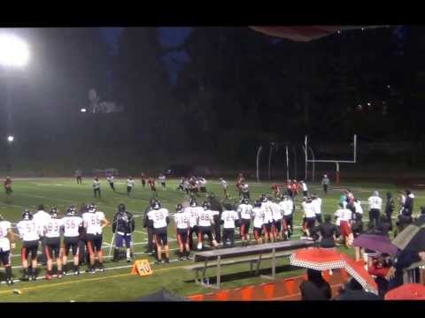 Anfernee Gurley #14 - Archbishop Murphy High School 1st Varsity Touchdown - 09/21/2013
