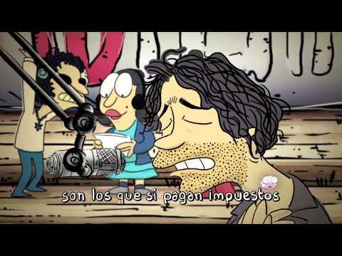 Zombilaridad - Tema oficial de El Santos vs. la Tetona Mendoza