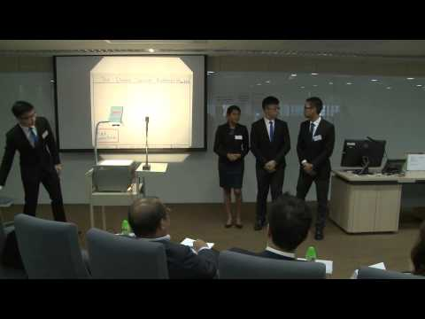 HSBC / HKU Asia Pacific Business Case Competition 2015 Round 3B1  Nottingham Malaysia