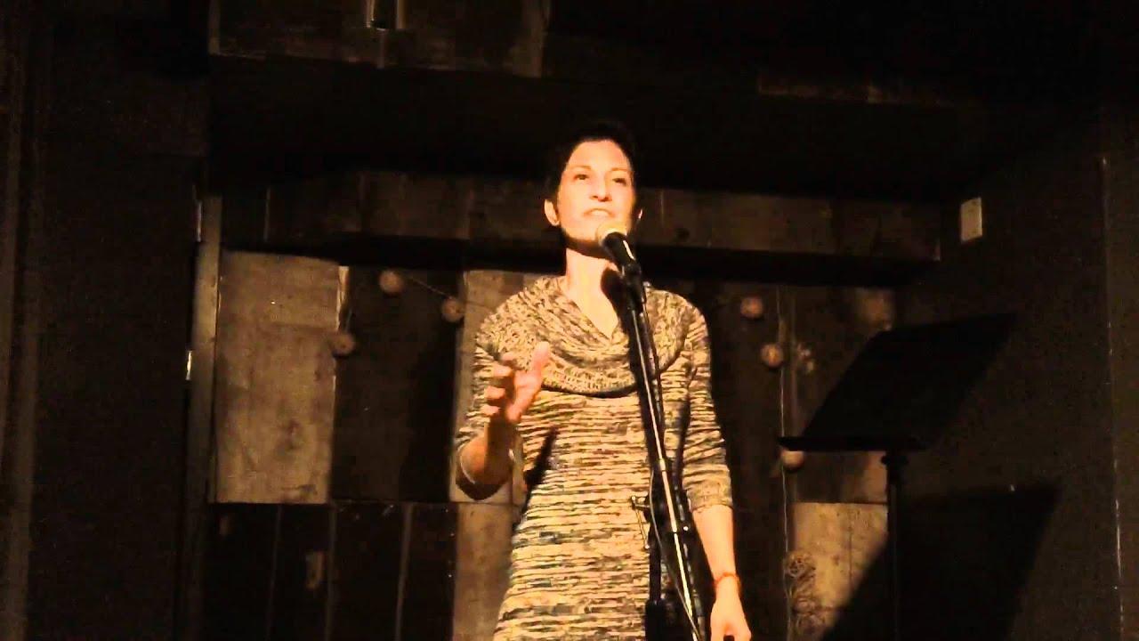 Spoken Word Artist JEN/ed @ PinkSpeak: Breast Cancer ...