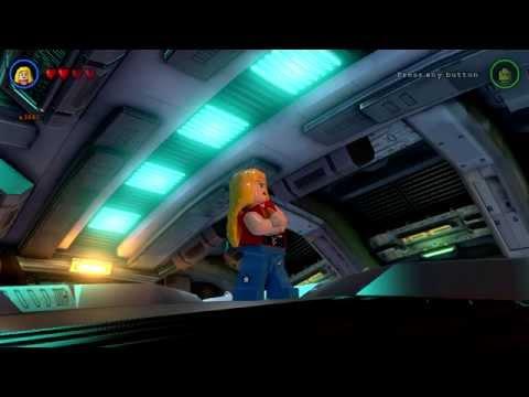 LEGO Batman 3: Beyond Gotham - Wonder Girl Gameplay and Unlock Location