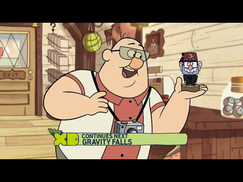 Gravity Falls - Soos Gives Thanks