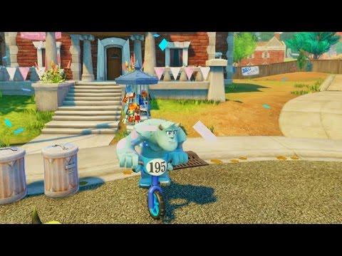 Disney Infinity: Monsters University Playset