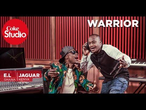 E.L, Jaguar and DJ Maphorisa perform Warrior live at Coke Studio Africa music videos 2016