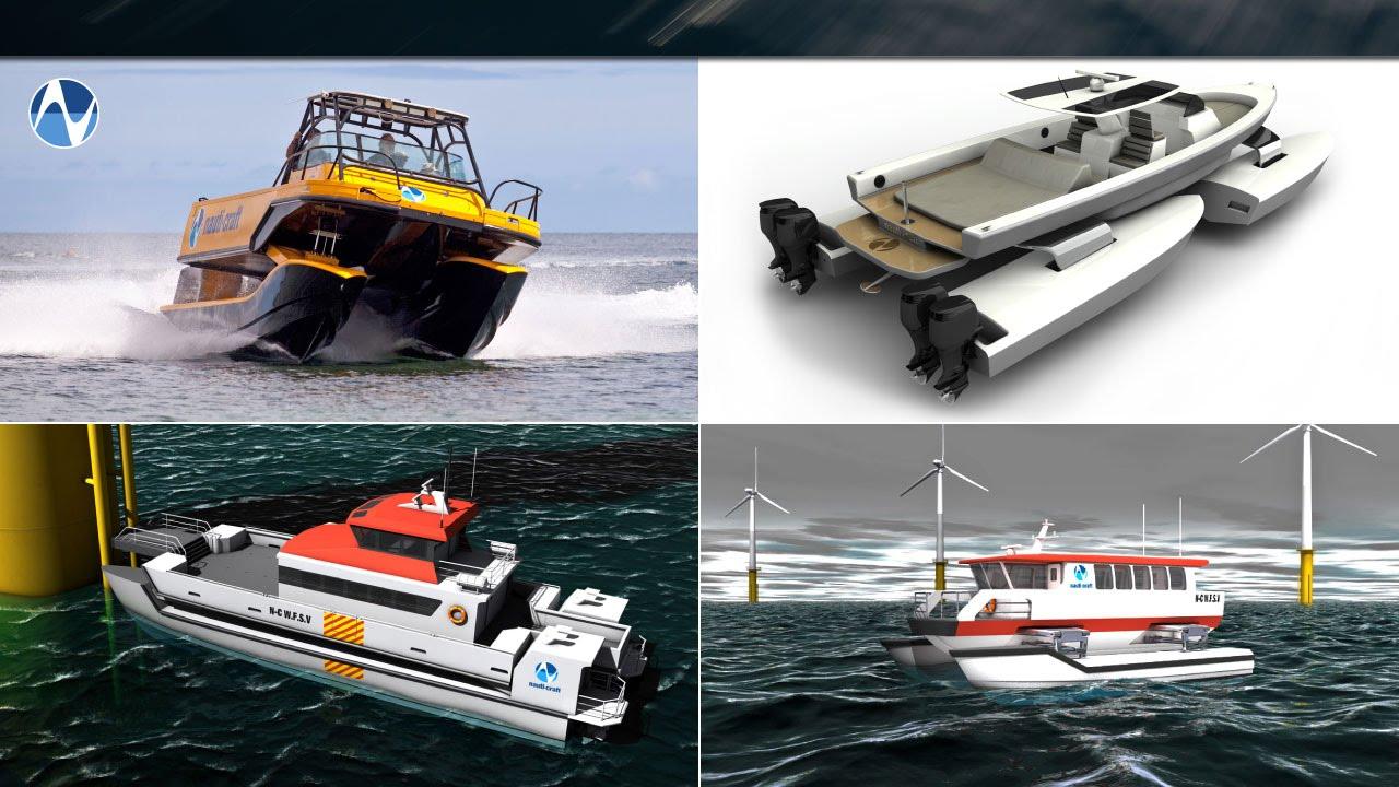 Nauti-Craft Marine Suspension Technology - YouTube