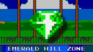 Emerald Hill Zone 8 Bit - Sonic the Hedgehog 2