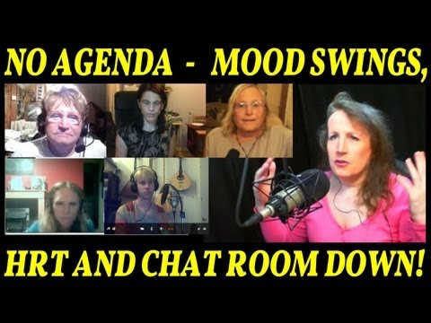 Transgender Zone Vlog Episode  17 September 2nd, 2013   No Agenda, Hrt And Chat Room Down