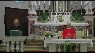 S.Messa Domenica delle Palme Chiesa S. Bartolomeo Porto Viro 5/4/2020
