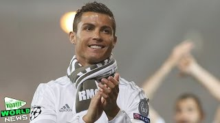 Cristiano Ronaldo Donates his €600000 Champions League Win Bonus to Charity