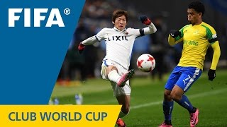 MATCH 3: Mamelodi Sundowns vs Kashima Antlers - FCWC 2016