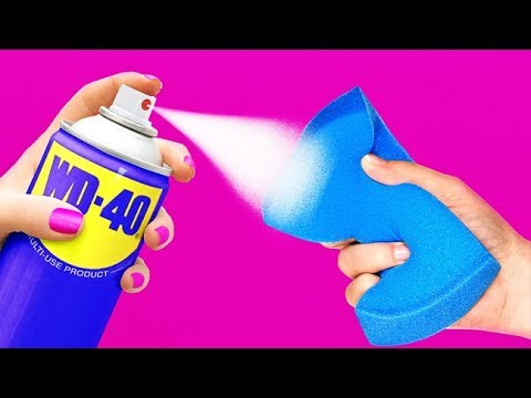 40 ALL-TIME BEST CLEANING TIPS THAT WORK MAGIC