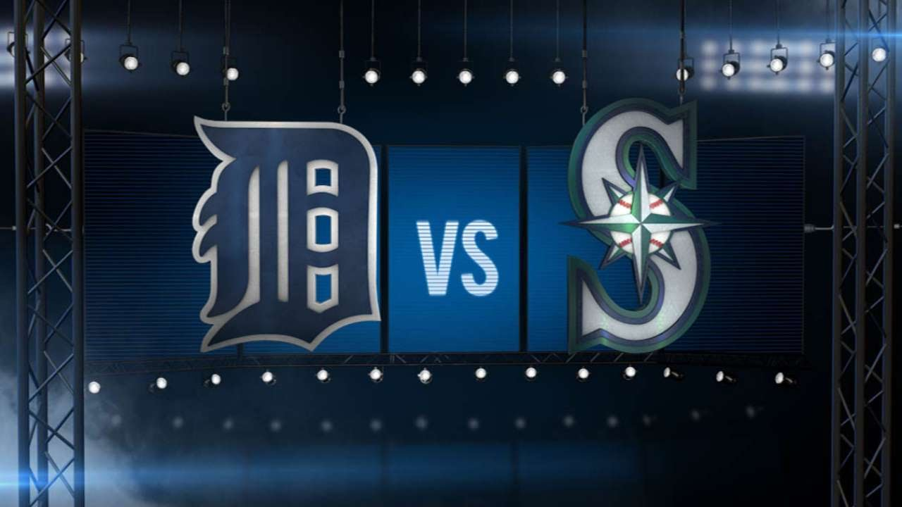 7/6/15: Tigers collect 19 hits in rout of Mariners