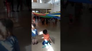 Baba at nursery sing along 22.6.18
