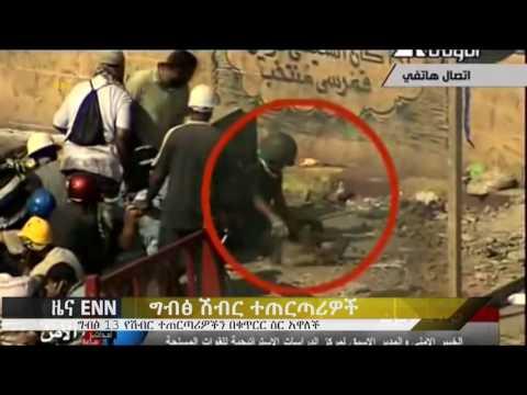 Egypt arrests 13 terrorist suspects 'preparing attacks
