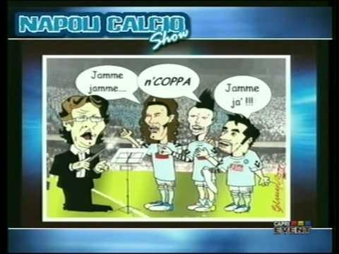 VIGNETTE A NAPOLI CALCIO SHOW puntata 63 capri event.mpg