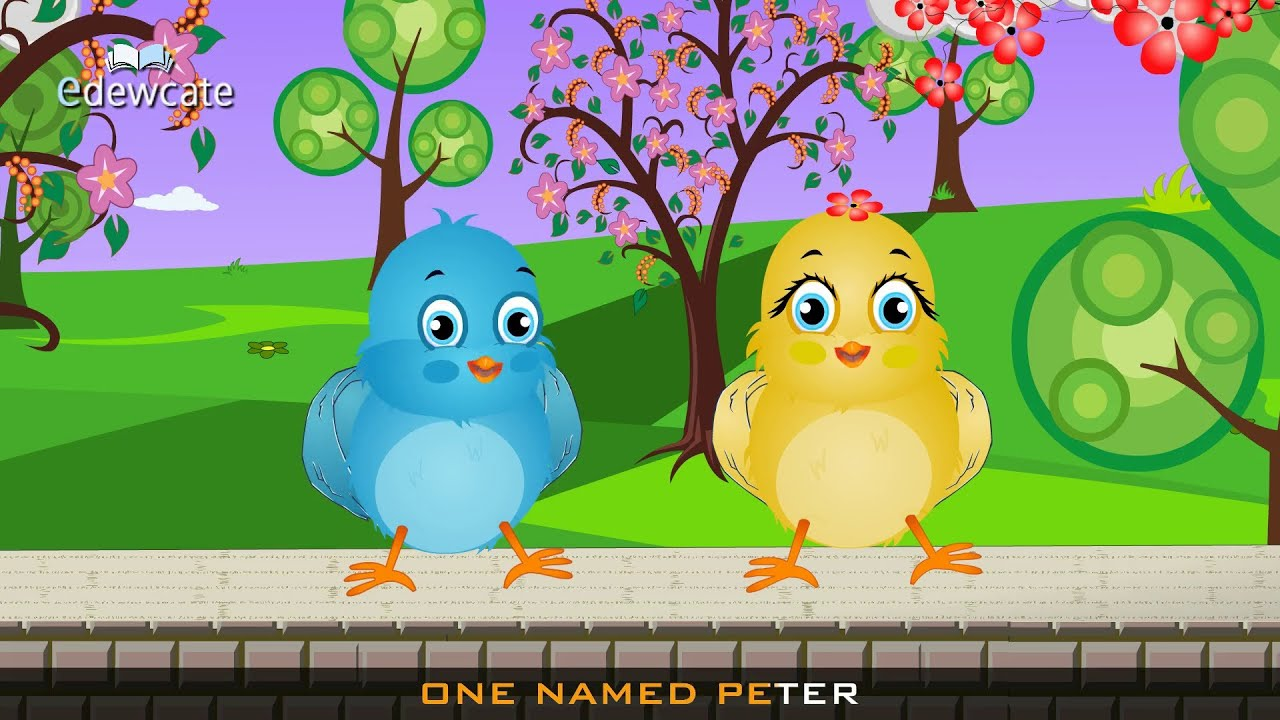 English Blog Urumea Hh Two Little Dicky Birds
