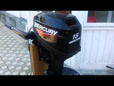 консервировать лодочный мотор