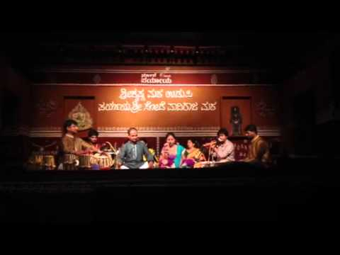 Jaya Janardhana Krishna By Gouthami video