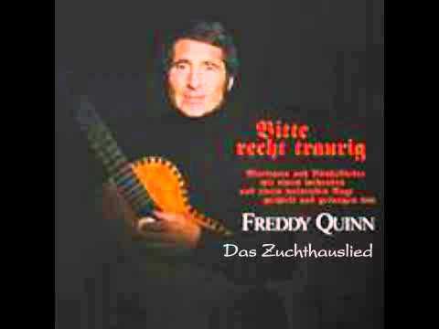 Freddy Quinn - Das Zuchthauslied