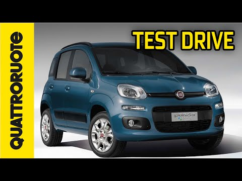 Fiat Panda GPL Test Drive - Quattroruote TV