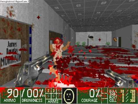 SchoolZ doom2 - college masacre