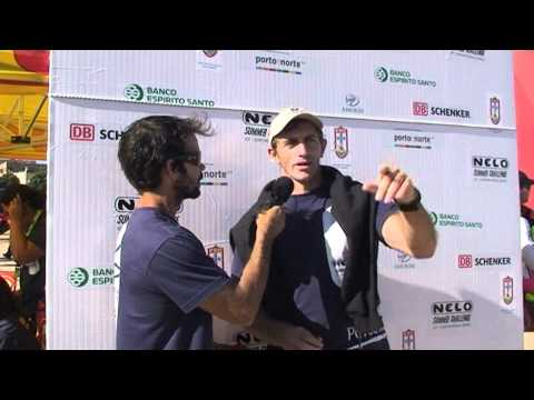 Nelo - NELO Summer Challenge 2011 Post Race Interview - Dawid Mocke