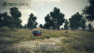 PUBG LIVE from 07/03/18 XBOX ONE X SSD - FPP! Ep. 50