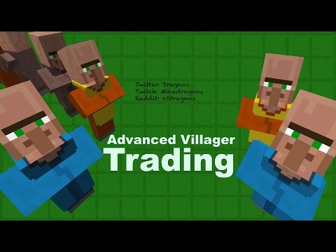 how to make custom villager trades in minecraft windows 10