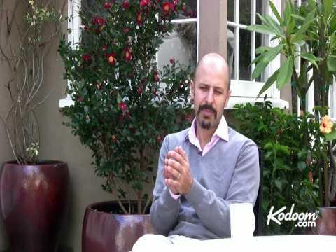 Maz Jobrani, Interview, HQ - PART 1/4