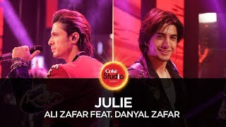 download lagu Ali Zafar Feat. Danyal Zafar, Julie, Coke Studio Season gratis