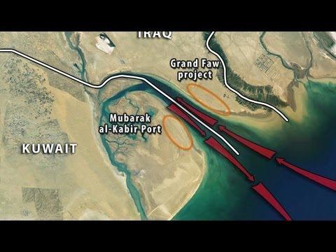 Geopolitics of the Northwestern Persian Gulf