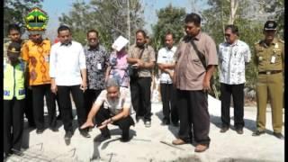 Ganjar Geram Kepada Kontraktor Jalan Lingkar Kota Wonogiri