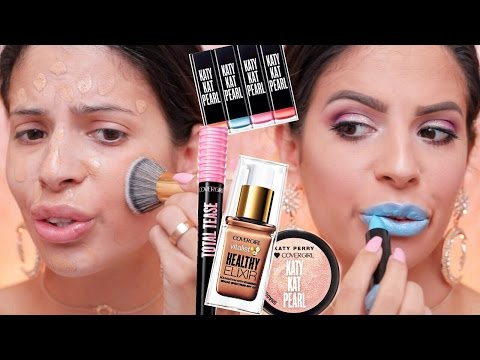 NEW COVERGIRL MAKEUP   Elixir Foundation HIT OR MISS?