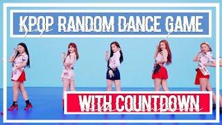 KPOP RANDOM DANCE GAME | WITH COUNTDOWN