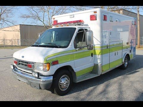 RTS:2000 E450 Horton Ambulance 7.3 Turbo: Power Stroke 43k Miles FOR SALE 631-612-8712