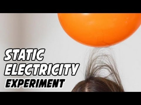 static electricity science project Static electricity exists whenever there are unequal amounts of positively and negatively charged science enhanced scope and sequence – grade 4.