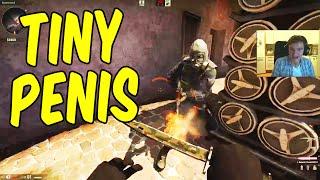 Tiny Penis - CSGO Funny Moments (Live Stream Highlights)