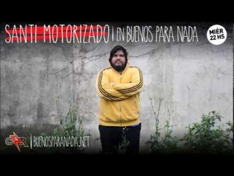 Entrevista a Santiago Motorizado // BPN Radio