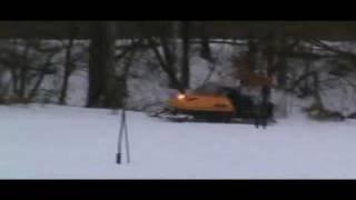 1986  Ski Doo Safari 377
