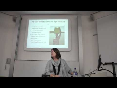 Dialogues inDevelopment: Prof. Susan Parnell on Urban Development Planning. Part 2