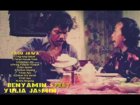Benyamin S - simpang lima (Full 10 lagu bahasa jawa feat Yulia Yasmin)