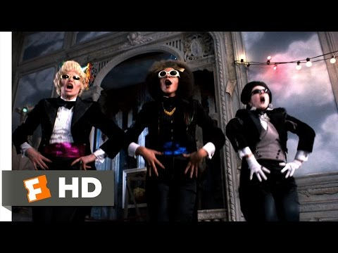 The Rocky Horror Picture Show (1975) - The Time Warp Scene (2/5) | Movieclips