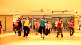 Move Your Body Now (Remix) - Choreography by Satya Danz - mYoga Hong Kong