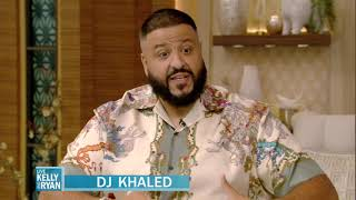 DJ Khaled Talks About Nipsey Hussle
