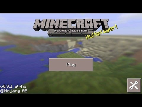 Pack Minecraft Pocket Edition 0.9.0 | 0.9.1 | 0.9.2 | 0.9.3 | 0.9.4