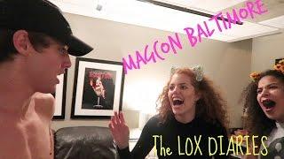mahogany lox and aaron carpenter dating