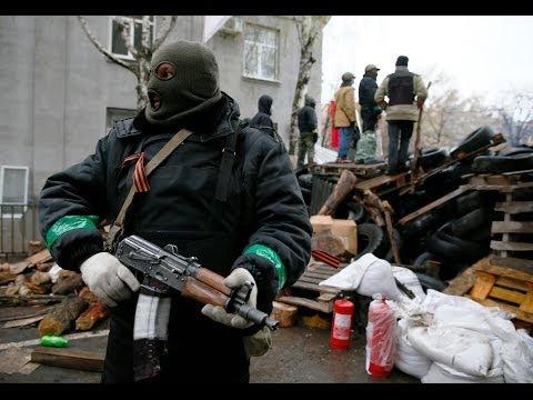 Obama Tells Putin: Get Separatists To Give Up Guns
