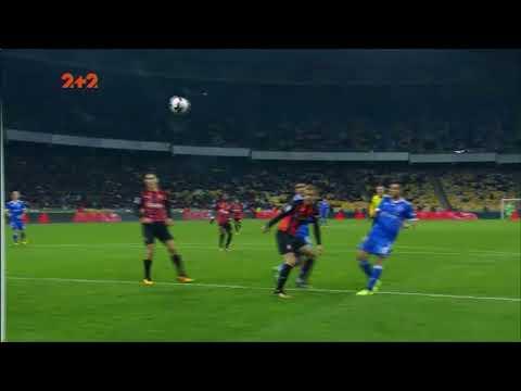 Мораес дважды опасно атаковал ворота Шахтера