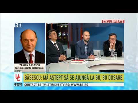 Traian Basescu despre casa din Mihaileanu