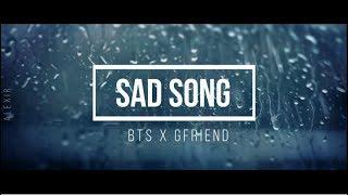 BTS x  GFRIEND (방탄소년단  x 여자친구) SAD SONG MP3